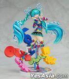 Hatsune Miku: Miku Expo 5th Anniv. / Lucky Orb: Uta X Kasoku Ver. 1:8 Pre-painted PVC Figure