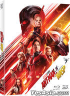 Ant-Man and the Wasp (2D + 3D Blu-ray) (2-Disc) (Combo Collection) (Korea Version)