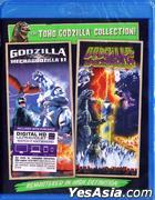 Godzilla Vs. Mechagodzilla II / Godzilla Vs. Spacegodzilla (Blu-ray) (US Version)