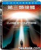 Close Encounters Of The Third Kind (1977) (Blu-ray) (2-Disc Edition) (Steelbook) (Taiwan Version)