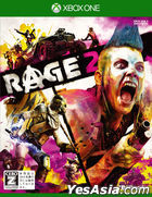 Rage 2 (Japan Version)