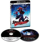 Spider-Man: Into the Spider-Verse (4K Ultra HD + Blu-ray) (First Press Limited Edition) (Japan Version)