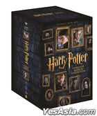 Harry Potter 8 Film Collection (16DVD) (Limited Edition) (Korea Version)