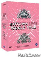 SMTOWN Live World Tour in Seoul (5DVD + Photobook) (Korea Version)