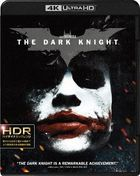 The Dark Knight (4K Ultra HD + Blu-ray) (3-Disc) (Japan Version)