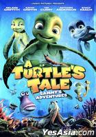 A Turtle's Tale - Sammy's Adventures (2010) (DVD) (US Version)