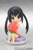 Chocoruto : K-ON! Nakano Azusa Pre-painted PVC Figure