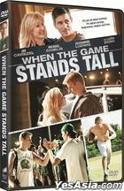 When The Game Stands Tall (2014) (DVD) (Hong Kong Version)