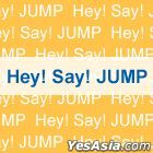 Hey! Say! JUMP 2007-2017 I/O [TYPE B] (3CD) (First Press Limited Edition) (Taiwan Version)