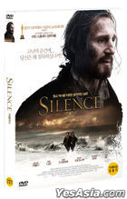 Silence (2016) (DVD) (Korea Version)