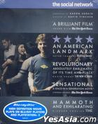 The Social Network (Blu-ray) (Two Disc Collector's Edition) (US Version)