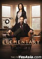 Elementary (2012) (DVD) (Ep. 1-24) (The First Season) (US Version)