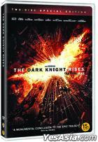 The Dark Knight Rises Special Collector's Edition (DVD) (2-Disc) (Korea Version)