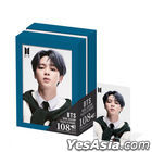 BTS Mini Jigsaw Puzzle & Frame (108 Pieces) (Ji Min)