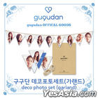 Gugudan Official Goods - Deco Photo Set (Garland)