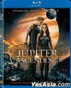 Jupiter Ascending (2015) (Blu-ray) (Hong Kong Version)