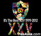 B'z The Best XXV 1999-2012 (2CD) (Korea Version)