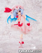 Touhou Project : Remilia Scarlet Pre-painted PVC Figure