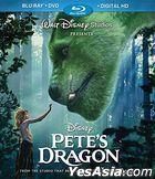 Pete's Dragon (2016) (Blu-ray + DVD + Digital HD) (US Version)