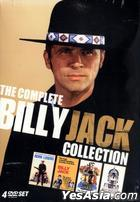 The Complete Billy Jack Collection (4-DVD Set) (US Version)