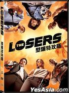 The Losers (DVD) (Hong Kong Version)