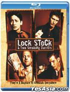 Lock Stock & Two Smoking Barrels (1998) (Blu-ray) (Hong Kong Version)