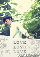 Roy Kim Vol. 1 - Love Love Love