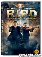 R.I.P.D. (DVD) (Korea Version)