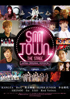 SMTOWN THE STAGE -Japan Original Version- (DVD) (Standard Edition) (Japan Version)