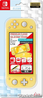 Premium Clear Silicon Cover for Nintendo Switch Lite (Japan Version)