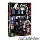 The Addams Family (2019) (DVD) (Korea Version)