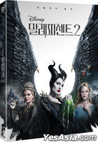 Maleficent: Mistress of Evil (DVD) (Korea Version)