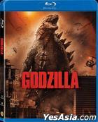 Godzilla (2014) (Blu-ray) (Hong Kong Version)