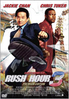 RUSH HOUR 3 PREMIUM EDITION (Japan Version)