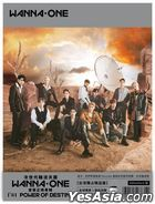 WANNA ONE Vol. 1 - 1¹¹=1 (POWER OF DESTINY) (Adventure Version) (Taiwan Version)