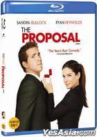 The Proposal (Blu-ray) (Korea Version)