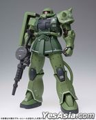 GUNDAM : GUNDAM Fix Figuration Metal Composite MS-06C Zaku II