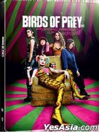 Birds of Prey: The Fantabulous Emancipation of One Harley Quinn (2020) (4K Ultra HD + Blu-ray) (Steelbook) (Hong Kong Version)