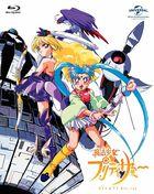 Magical Girl Pretty Samy OVA & TV (Blu-ray Set) (Japan Version)