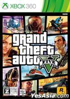 Grand Theft Auto V (廉價版) (日本版)
