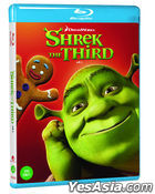Shrek The Third (Blu-ray) (Korea Version)