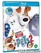The Secret Life of Pets 2 (Blu-ray) (Korea Version)