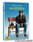 Welcome to Marwen (DVD) (Korea Version)