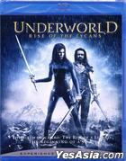 Underworld 3: Rise of the Lycans (2009) (Blu-ray) (Hong Kong Version)