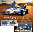 Variable Action : Future GPX Cyber Formula Super Asurada 01 Off-road Mode
