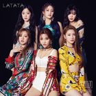 LATATA [Type A] (ALBUM+DVD)  (First Press Limited Edition) (Japan Version)