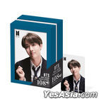 BTS Mini Jigsaw Puzzle & Frame (108 Pieces) (J-Hope)