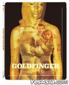 Goldfinger (Blu-ray) (Steelbook Limited Edition) (Korea Version)