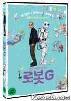 Robo-G (2012) (DVD) (Korea Version)