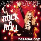 Avril Lavigne Single Album - Rock N Roll (Korea Version)